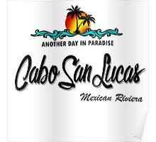 Cabo San Lucas Mexico Poster
