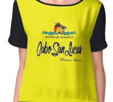 Cabo San Lucas Mexico Chiffon Top