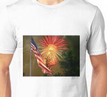 """""""Rumble Over Rough River"""" Unisex T-Shirt"""