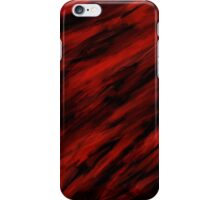 Raining Fire  iPhone Case/Skin