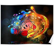 Kirby Art Poster