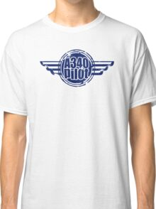 A340 Pilot Classic T-Shirt