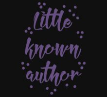 little known author Baby Tee