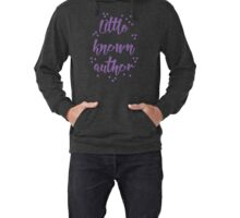 little known author Lightweight Hoodie