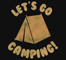 Let's go camping by jazzydevil