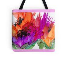 Poppy Delight Tote Bag