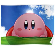 Kirby Oh Poster