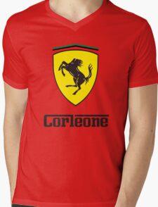 Enzo Corleone Mens V-Neck T-Shirt