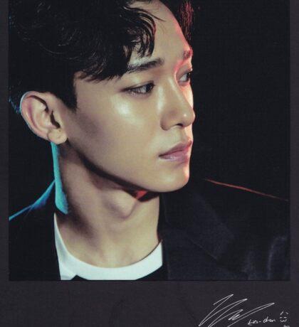 CHEN ⚫️ Sticker