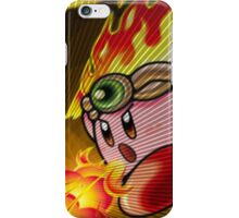 Kirby Fire iPhone Case/Skin