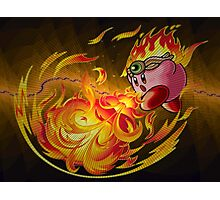 Kirby Fire Photographic Print