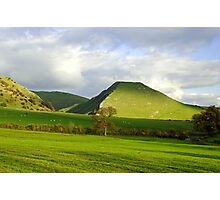 Thorpe Cloud from Bunster Hill Photographic Print