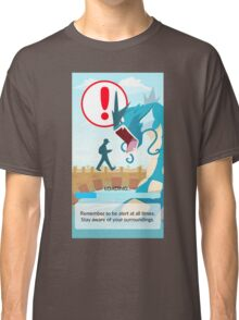 POKEMON GO LOADING SCREEN STUCK Classic T-Shirt