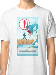 POKEMON GO LOADING SCREEN STUCK Classic T-Shirt