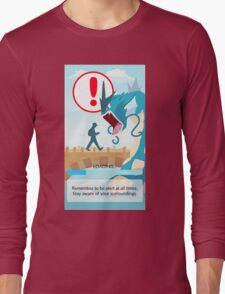 POKEMON GO LOADING SCREEN STUCK Long Sleeve T-Shirt