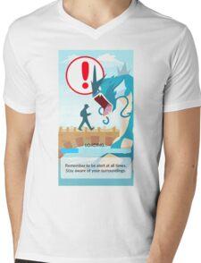 POKEMON GO LOADING SCREEN STUCK Mens V-Neck T-Shirt