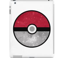 Galaxy Pokemon Pokeball iPad Case/Skin