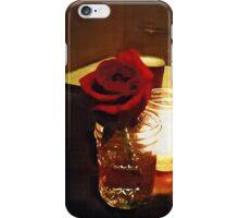 Rustic Romance iPhone Case/Skin