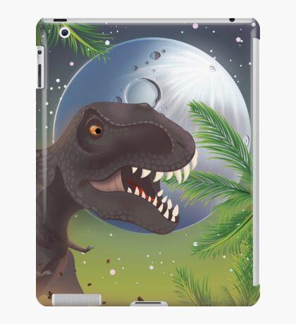 Tyrannosaurus Rage!  iPad Case/Skin