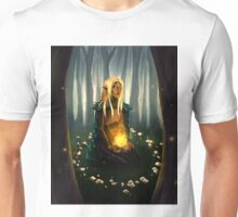 when the night meets the dawn Unisex T-Shirt