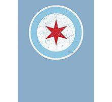 Vintage Chicago Star Photographic Print
