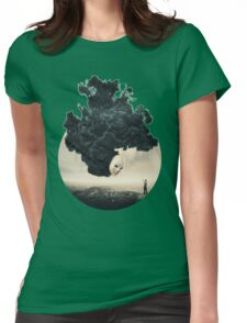 The Selfie A Dark Surrealism Womens Fitted T-Shirt