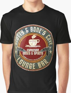 SCOTTY AND BONE'S COVE VINTAGE SIGN Graphic T-Shirt