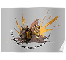 Bombrat Poster