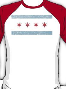 Vintage Chicago Flag T-Shirt