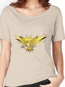 Zapdos - Pokemon Women's Relaxed Fit T-Shirt