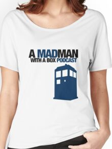 Doctor Who TARDIS Women's Relaxed Fit T-Shirt