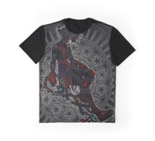anime kingdom heart dark Graphic T-Shirt