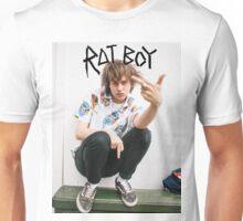Rat Boy Middle Finger Poster Ratboy Unisex T-Shirt