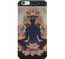 LOTUS IV in color iPhone Case/Skin
