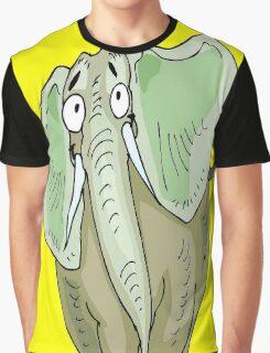 """50 SHADES of PEANUTS"" Whimsical Print Graphic T-Shirt"