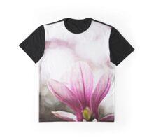 Sweet Magnolia Morning Graphic T-Shirt