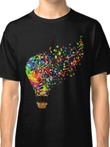 Air balloon. Classic T-Shirt