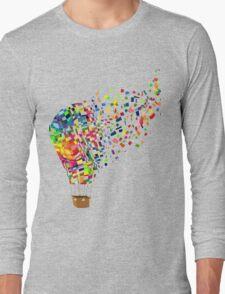 Air balloon. Long Sleeve T-Shirt