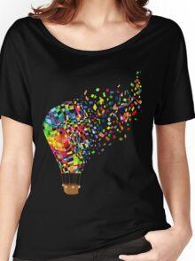 Air balloon. Women's Relaxed Fit T-Shirt