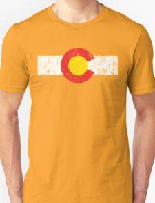 Vintage Colorado Flag T-Shirt