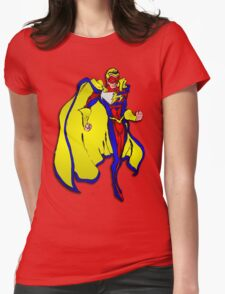 The ORIGINAL Lightning Force Womens Fitted T-Shirt