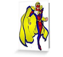 The ORIGINAL Lightning Force Greeting Card