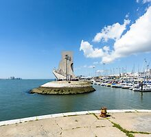 On The Waterfront, Lisbon by MarcW