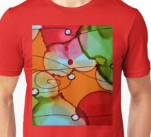 Colorful Abstract Unisex T-Shirt