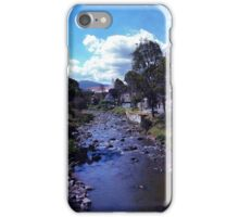 Along The Banks Of The Tomebamba iPhone Case/Skin