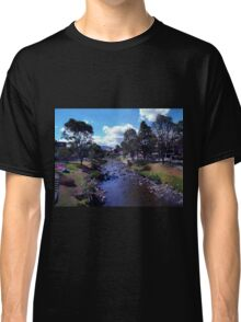 Along The Banks Of The Tomebamba Classic T-Shirt