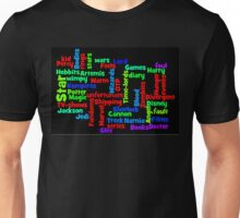 Fandoms unite Unisex T-Shirt