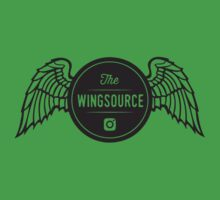 **OFFICIAL** WINGSOURCE merchandise :) Baby Tee
