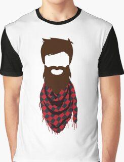 arabic scarf  Graphic T-Shirt