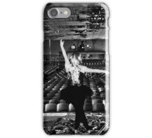 Dancing Amongst the Demolition iPhone Case/Skin
